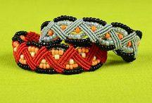 Beaded ZigZag Bracelet