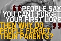Parents & children lOvE