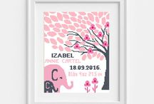 Baby nursery cross stitch