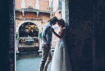 Style: City Wedding