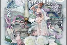 Zesty Designs Personal Use Products / Personal Use Scrap Kits, Collections and Individual Products.  / by Zesty Digi Designs