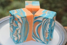 soap / my love of handmade soap / by Janine Amey