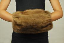 Scaldamani in pelliccia / Scaldamani in pelliccia autentica   www.amifur.com