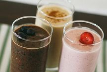 Recipes - Salads and Smoothies