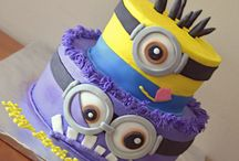 Despicable Me Cakes