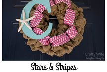 DIY / Do-it-yourself craft projects