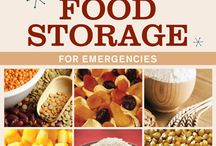 Food Storage / by Wasatch Extension