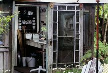 Creative gardening / Ideas and dreams for the backyard / by Donna Newcomb