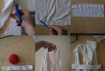 DIY clothes etc