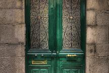 Vakre dører / Beautiful doors