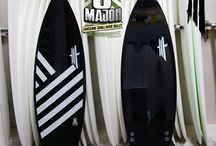 UWL SURFBOARDS - C MAJOR MODEL / New summer model 2014, the C-MAJOR : a round tail shortboard with special bottom shape for small wave  More information about the C-MAJOR : http://www.uwl-surfboards.com/uwlsurfboards/shortboards/c-major/   #uwl #shortboard #surfboard #thruster  / by UWL WORKSHOP