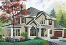New house -- plans / by Ashley Byington