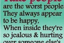 Bitchy Quotes Jealousy