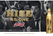 Budweiser / Budweiser advertising