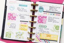 Planning/Journaling
