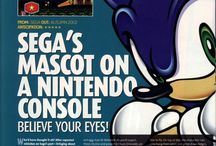 Retro Magazine Scans / We have put together the biggest collection of retro #SonictheHedgehog magazine articles on the internet @ http://www.sonicscene.net/magazine-scans - Check it out! :-)