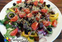 Sałatki/Salads