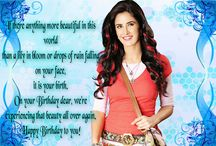 Happy Birthday Katrina