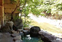 outdoor spa