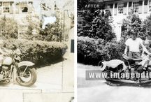 Photo Restoration Services / Some of Photo restoration work Samples by Image Editing India Team.
