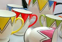 Stuff to Buy / Hand painted fine bone china gifts, collectables and homewares, made in Stoke-on-Trent UK.