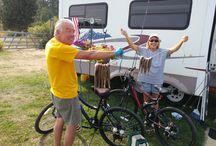 Day of Bike Fishing