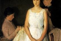 Women in White / by Margo Gauthier