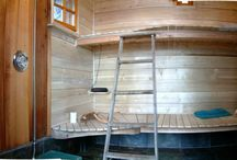 Sauna/shed