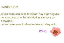OSHO / Frases
