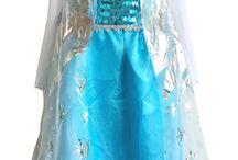 Elsa en Anna Frozen jurken / Spaansejurk.nl heeft kwalitatief de beste en mooiste Elsa en Anna Frozen jurken ! Ook te bestellen met onze bijpassende Frozen schoenen NIEUW