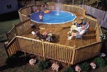 pools hot tubs / by Nancy O'Brien