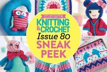 Issue 80 of LGC Knitting & Crochet magazine / Issue 80 of LGC Knitting & Crochet magazine, on sale from 8th April to 13th May 2016, comes with a beautiful Legacy yarn pack. We're harking back to the gorgeous colours of yesteryear with our vintage-inspired kit. Knit a traditional bunny, crochet a lovely top for a baby or use your kit to make an adorable amigurumi geisha. We're also launching this year's British Knitting & Crochet Awards – cast your vote for your favourite yarns, companies and events!