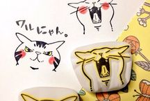 猫 の 顔