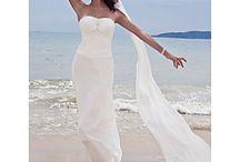 Wedding dresses for T