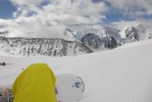 Snowboarding / El deporte que más me emociona