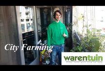 Kleine Moestuin / Weinig ruimte? Bekijk hier handige tools waarmee je ook op een balkon of kleine tuin zelf fruit, kruiden en groenten kunt verbouwen!