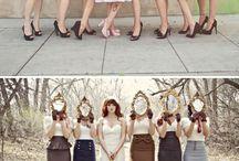 Bridesmaid / by Jamie Shaieb
