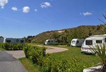 UK Campsites / The best UK & European Campsites