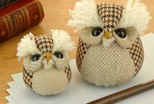 Beginning to like OWLS / by Mary Jerke