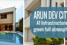 Arun Dev Builders / Arun Dev Builders is a leading real estate developer in Delhi NCR and other parts of India. Founded in 1997, it has been built more than 3000 residential property. The moto of Arun Dev builders is to provide luxurious living spaces in affordable price. Slum eradication and green living.