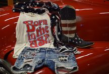 American Pride / Show your American Pride!  / by Skip's Boots