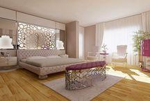 Yatak Odası Dekor