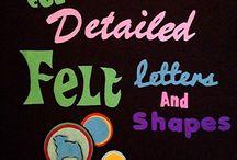 CRAFTS--Felt