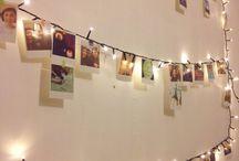 Annikas værelse, ideer