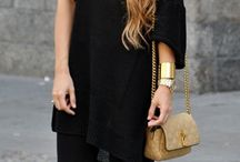 Flare pants outfit