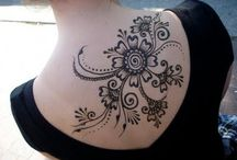 tattoos / by Sherri Leis Dillavou