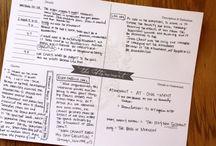 a scripture study / by Tammy Zufelt- Thomas