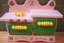 Strawberry Shortcake / by Denise Salazar Garza