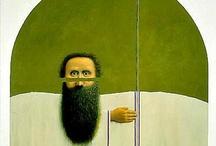 Art We Love: Alfredo Castaneda / Alfredo Castaneda is a Mexican artist. / by MOLAA