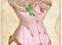 Le corset     ......     Dressforms
